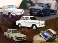 Trabant Desktopbild - Wallpaper